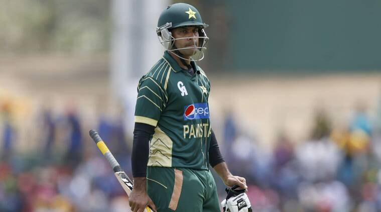 Hafeez, captaining Lahore Lions, is in Raipur to take part in Champions League Twenty 20 tournament, starting on September 13. (Source: Reuters)