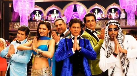 'Happy New Year' is a heist dance film that revolves around six losers.