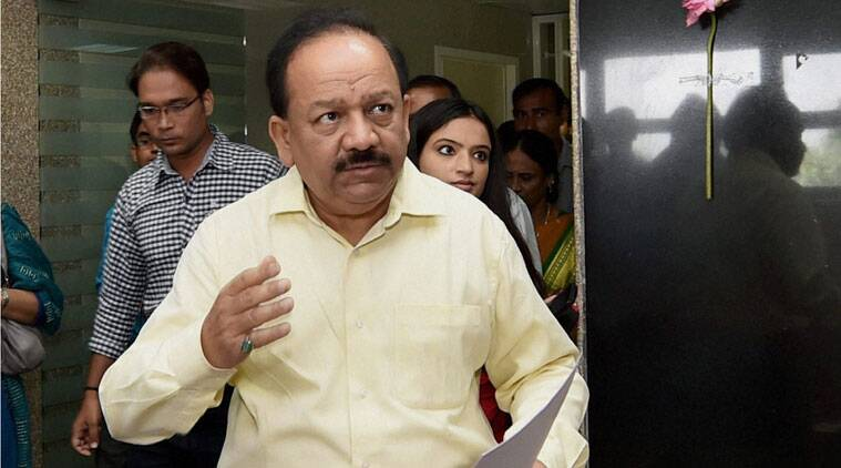 Harsh Vardhan, BJP, Bharathiya Janata Party, Ram Temple, Article 370, J&K, jammu kashmir, jammu and kashmir, jammu, kashmir, narendra modi, modi, nda government, bjp government, india news