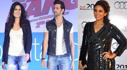 It's Saturday Saturday for Katrina, Hrithik, Huma!