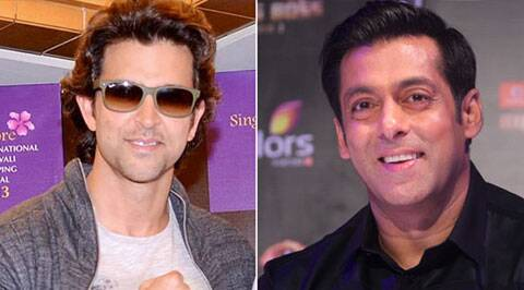 Hrithik Roshan's 'coolest' Bang Bang Dare is for Salman Khan and not for 'Haider' Shahid Kapoor