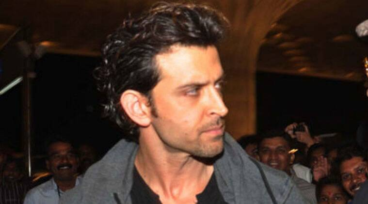 Hrithik Roshan filed a complaint with the Mumbai police accusing an unknown person of using an email address similar to his.