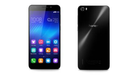 Huawei launches flagship Honor 6 smartphone and Honor T1 tablet