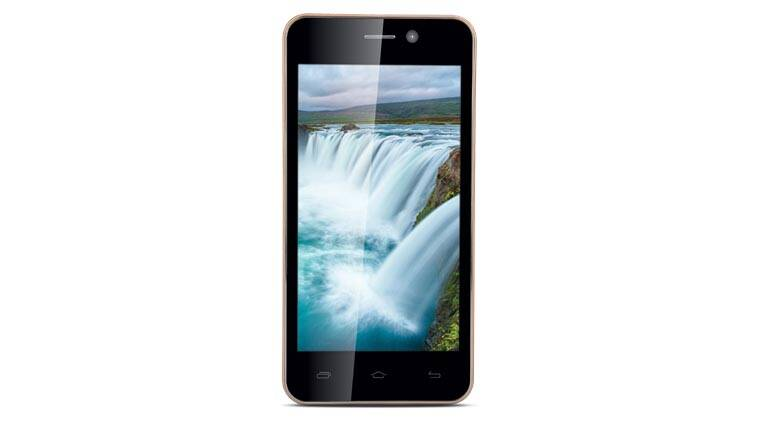 iBall launches Enigma selfie Android phone with NFC at Rs 7,999