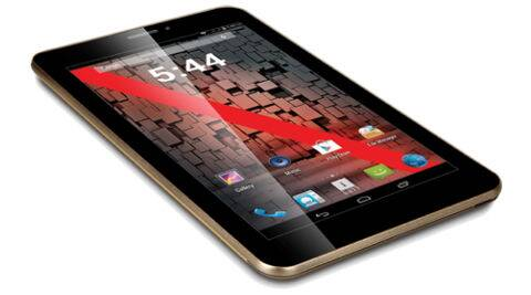 The IPS 20 model comes with a 1.3GHz quad core processor along with 1GB RAM and 8GB inbuilt memory.