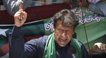Imran Khan booked for forcing police to release his party workers