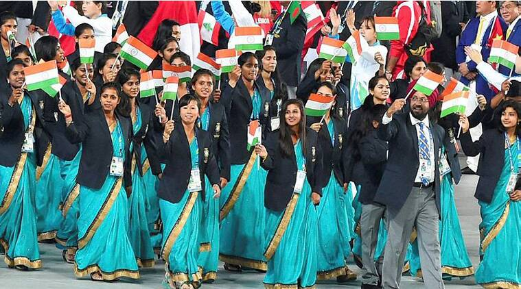 performance asian India games in