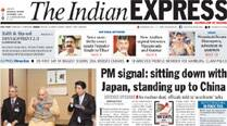 Express 5: Pak infiltrators lurking at the LoC;  Modi implicit on China-Japan spat