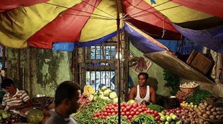 WPI inflation at -4.54%; pulses, onion still costly