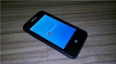 Intex Cloud FX Firefox smartphone review