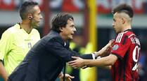 Milan give coach Inzaghi a winning debut