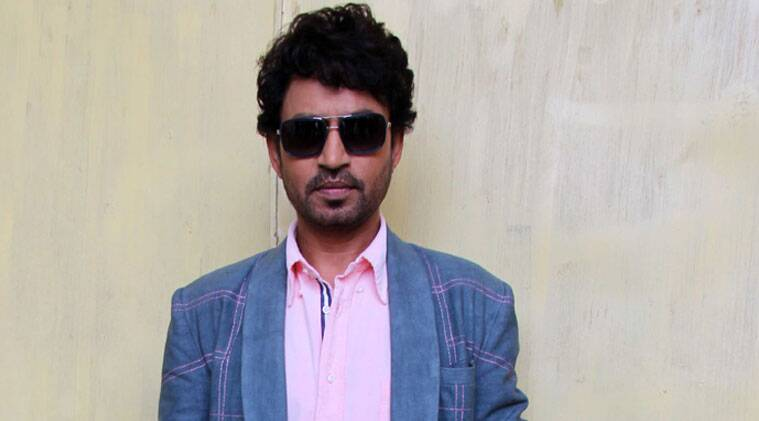 Actor Irrfan Khan graced the opening ceremony of the fifth Jagran Film Festival.