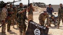 US launches first strikes in Iraq Sunni Arabheartland