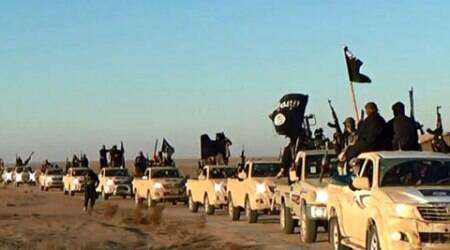 US-led airstrikes in Kobani wiped out hundreds of Islamic State militants:Pentagon