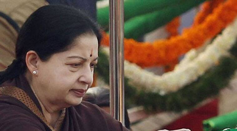 Jayalalithaa was sentenced to four years in jail in an 18-year-old corruption case. (Source: PTI)