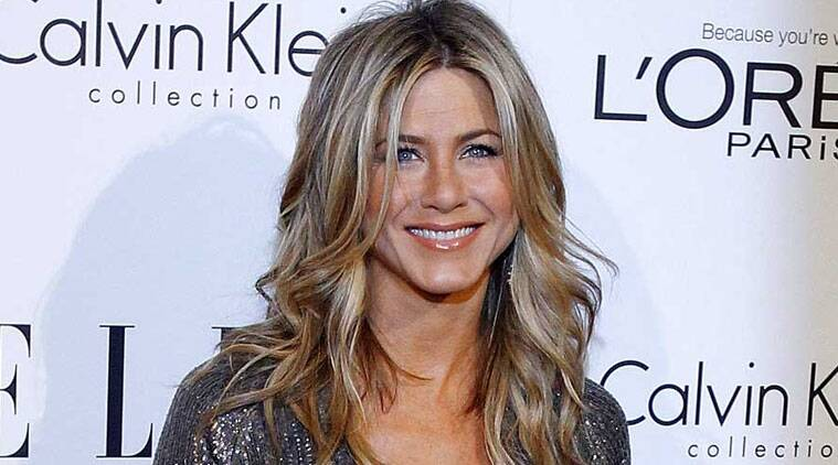 Jennifer Aniston:  I've had more fun post-40 than I can remember.  (Source: Reuters)