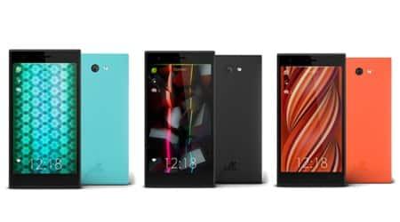 Jolla Sailfsih smartphone India