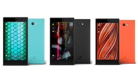 Jolla launches its first Sailfish smartphone in India at Rs 16,499