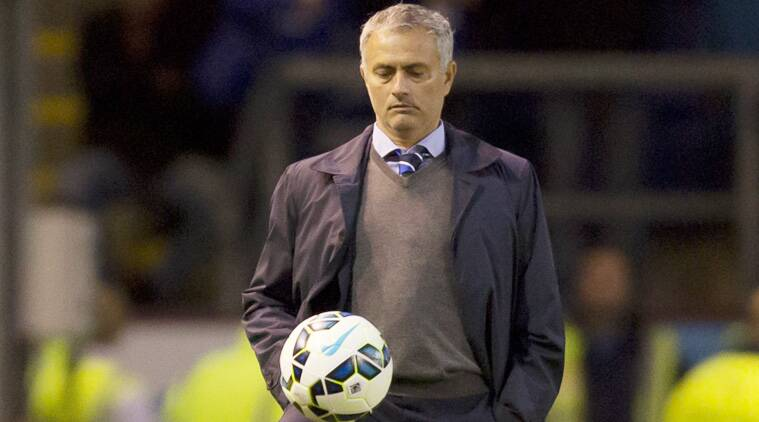 Mourinho is bidding to become the first manager to win the Champions League with three different clubs. (Source: AP)