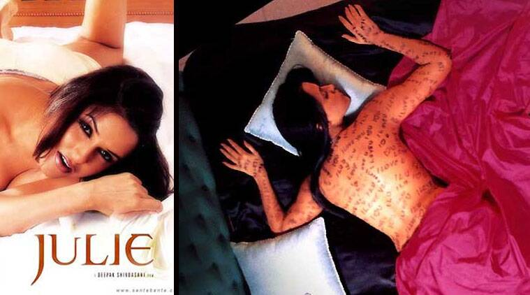 Neha played a prostitute in the film.