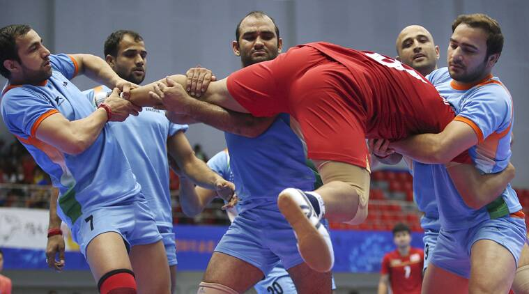 A first in Pro Kabaddi League, Amit Rathi red-carded for back  kick