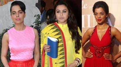Kangana, Rani, Mugdha – Ladies on the errand