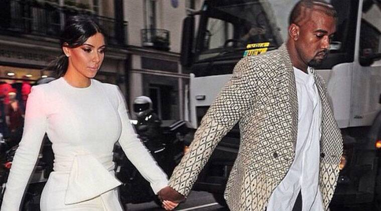 How kanye and kim started dating