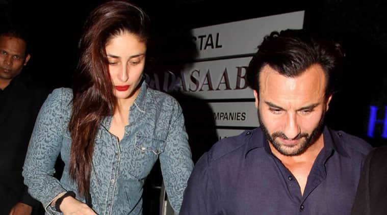 Kareena Kapoor Khan has once again decided to take her husband Saif Ali Khan on a vacation.