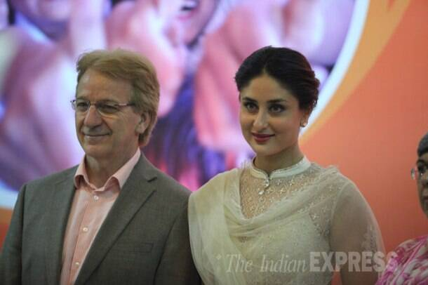 Kareena Kapoor dazzles in white at the UNICEF launch