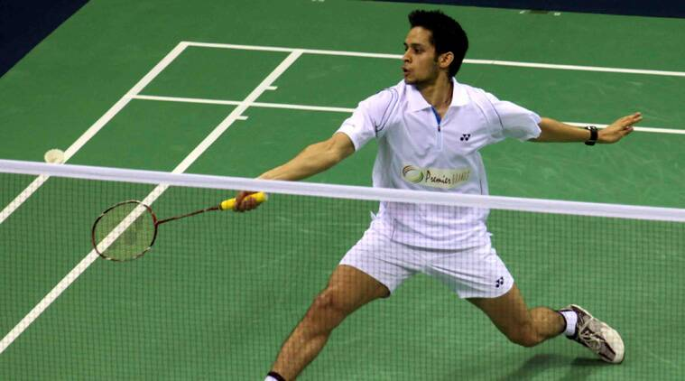 Kashyap hogged the limelight after his gold at Glasgow and he will be raring to go against stiffer opposition in the Asiad. (Source: IE File)