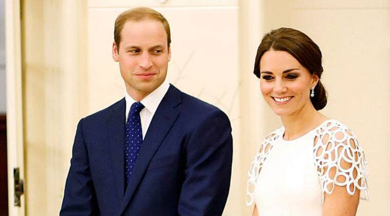 British royal officials say Prince William and his wife, Kate, are traveling to the United States next month.