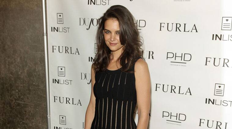 Actress Katie Holmes is excited to get back to work and make her directorial debut in the upcoming movie 'All We Had'.