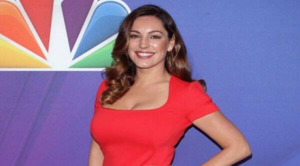 Kelly Brook opened up about her younger days in her autobiography. (Source: AP)