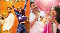 Preview: 'Khoobsurat' vs 'Daawat-e-ishq'