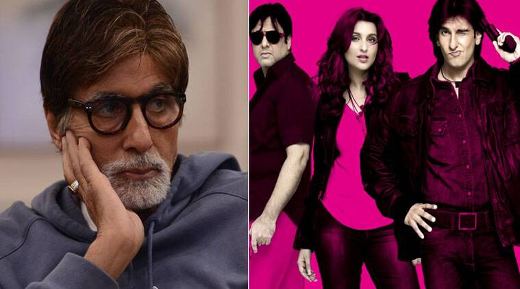 Amitabh Bachchan  took to Twitter to heap praise on the cast of the film, which also includes Ali Zafar and Govinda, and director Shaad Ali.