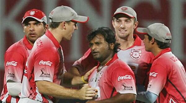 IPL season seven finalists Kings XI Punjab will be back on their home ground in Mohali for some more T20 action.