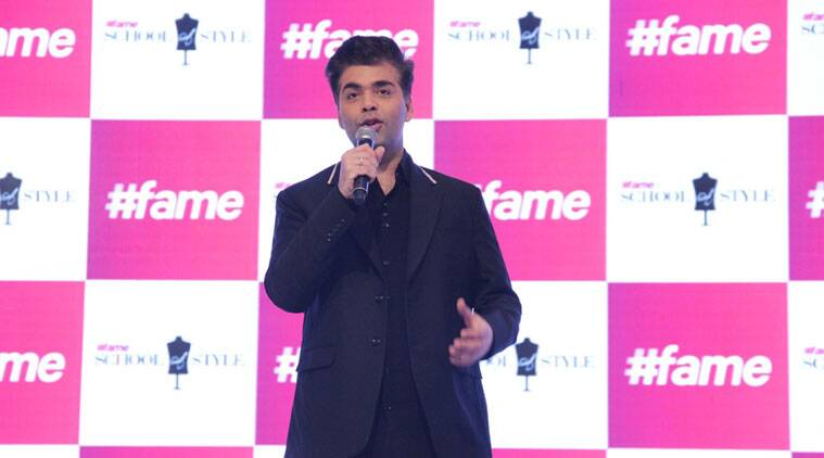 Karan Johar will host, judge and mentor participants for the show.