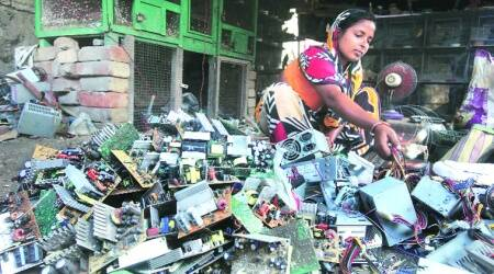 e-waste, kerala waste, kerala e waste, kerala garbage, recycle e-waste, K T Jaleel, Swacch Bharat, india news, indian express news, latest news