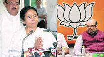 Mamata: 'Shah should apologise by touching his nose to the ground'