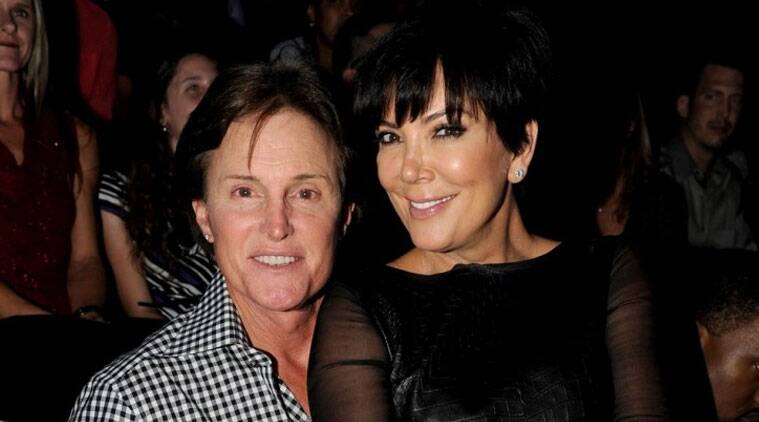 Reality TV star Kris Jenner says she does not care whom her estanged husband Bruce is dating.