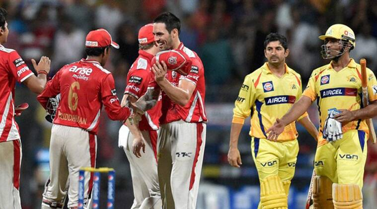 This will be KXIP's first experience of the Champions League T20 (Sourc:; BCCI)