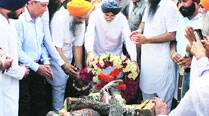Talwandi cremated with state honours