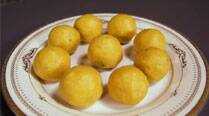 Navratri special: How to make besan ladoo