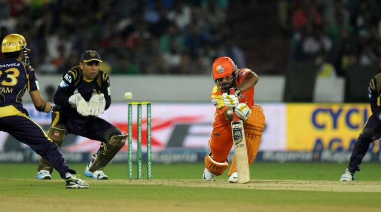 Kolkata's spinners set up the win after Gautam Gambhir won the toss and decided to field (Source: BCCI)