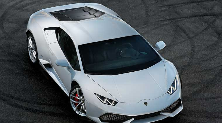 lamborghini huracan launched at rs crore the indian express. Black Bedroom Furniture Sets. Home Design Ideas