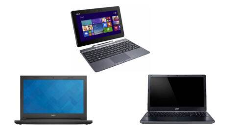 3 Great Windows Laptops Under Rs. 30,000