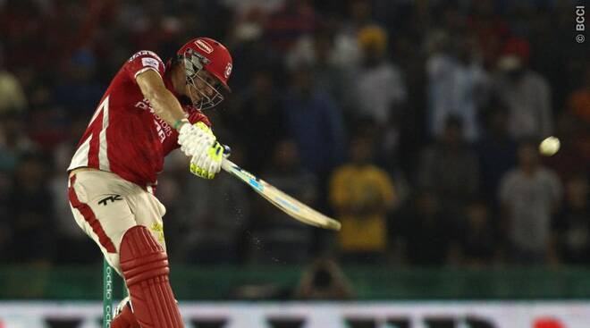 KXIP hold their nerve to overcome Tridents by 4 wickets