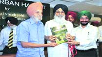 Paint it green: Book launched on tree plantation, effective landscaping
