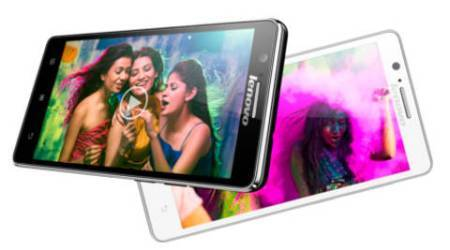 Lenovo launches 5-inch Android Kitkat A536 smartphone at Rs 8,999