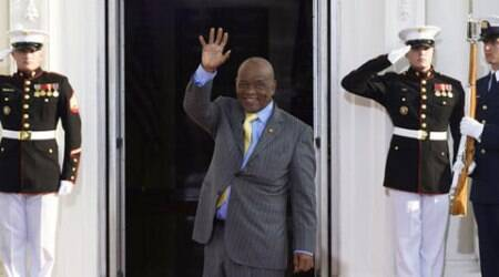 Tension prevails as exiled Lesotho PM's expected returnTuesday